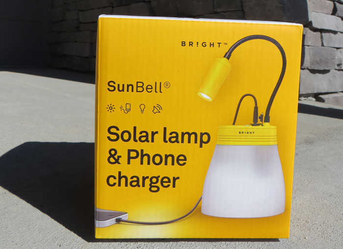 SunBell-Solar-Charger