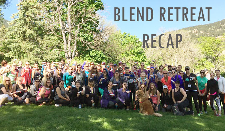 WithOurBest Meets BLEND Retreat (recap of my first blogger retreat)