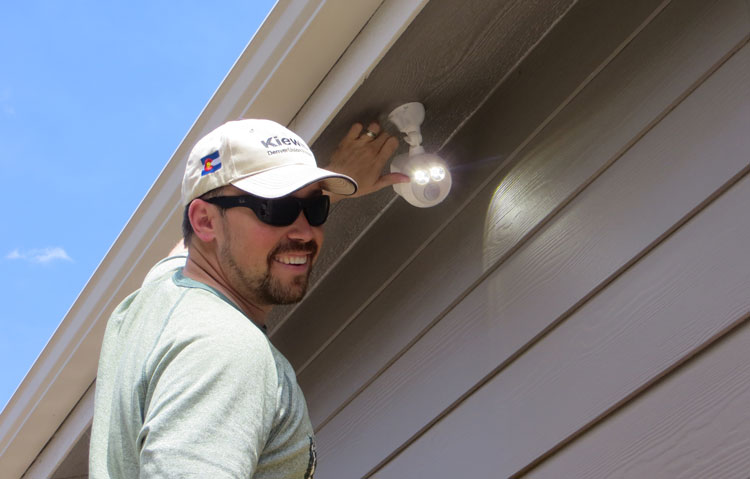 Review Outdoor Motion Sensor Lights Led Mr Beams With