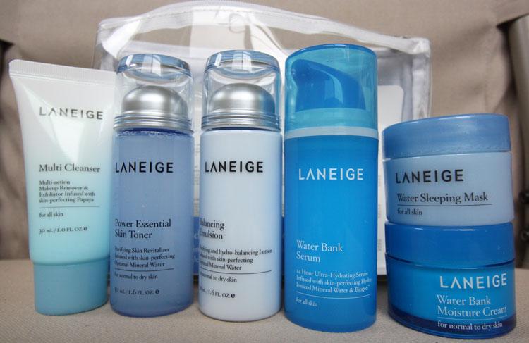 Beauty Review: LANEIGE Skincare #TimelessSkin