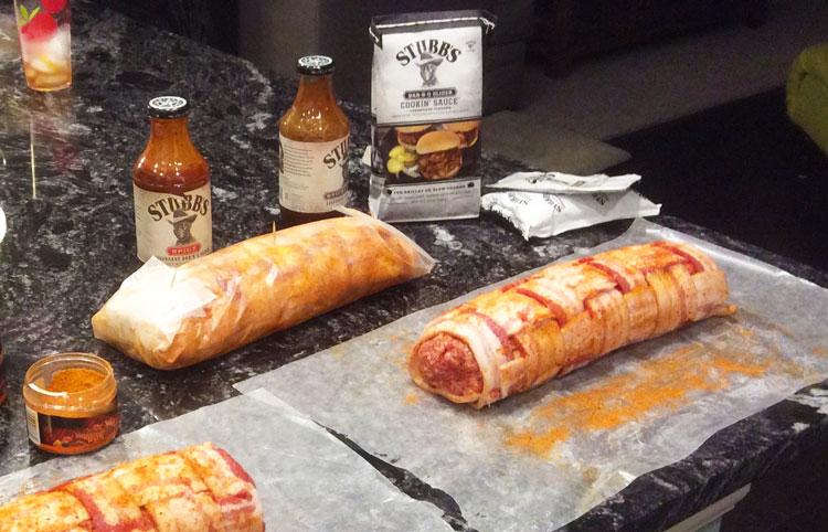 bbq bacon explosion recipe with our best denver lifestyle blog. Black Bedroom Furniture Sets. Home Design Ideas