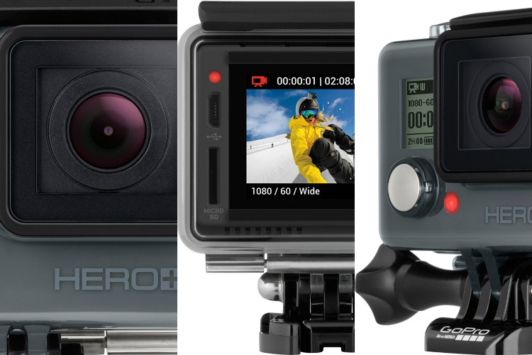 NEW GoPro HERO+ LCD at Best Buy