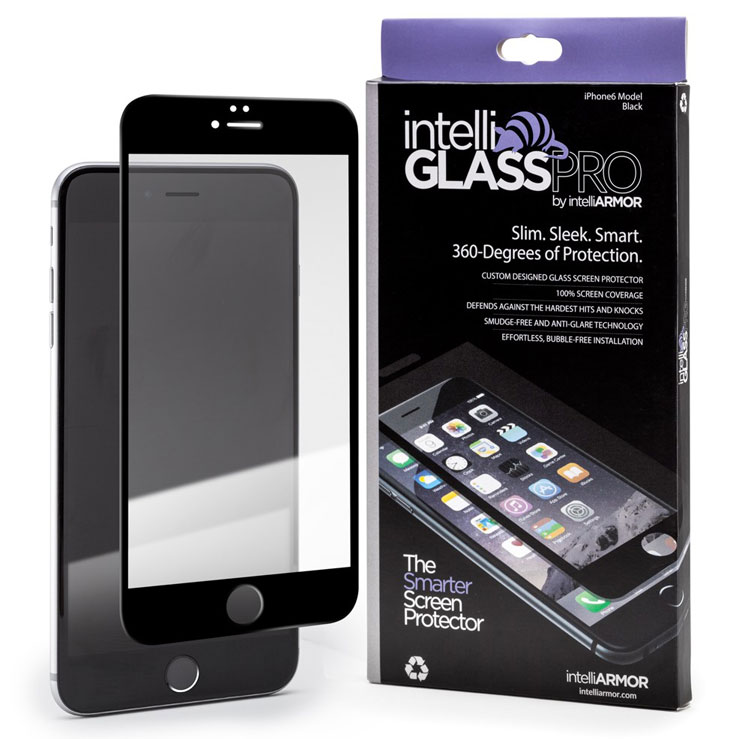Glass Screen Protector iPhone 6 #intelliGLASS