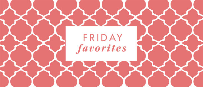 Friday Favorites {Gluten Free Foods and Drinks}