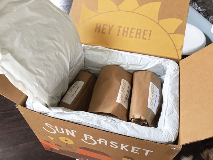 Weekly Meal Delivery How Does It Work Sunbasket With