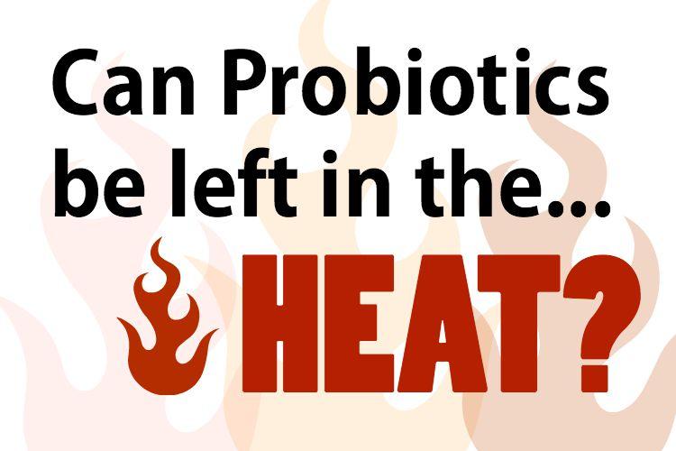 Probiotics Left In Heat?