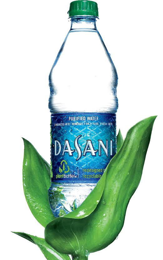 Dasani Gives Meaning To #GreenBottleCap