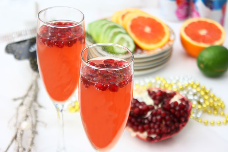 Berry-Mocktails