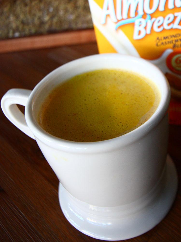 Turmeric Tea – Fights Cold and Flu Season!