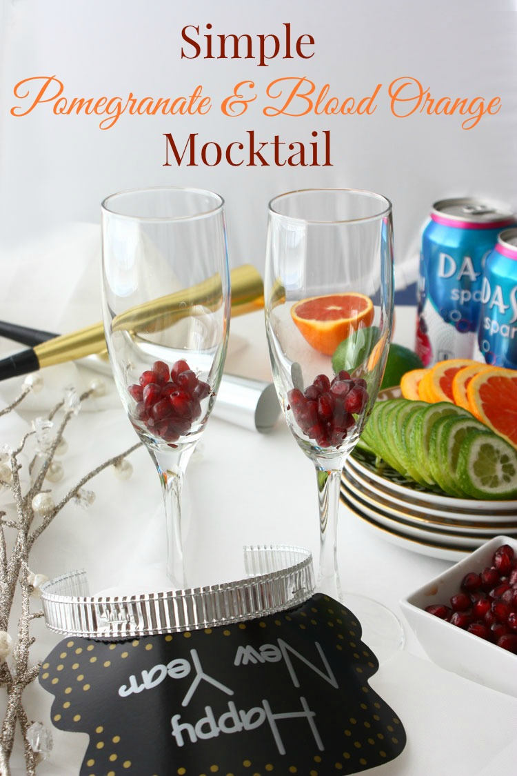 simple-sparkling-water-Pomegranate-recipe