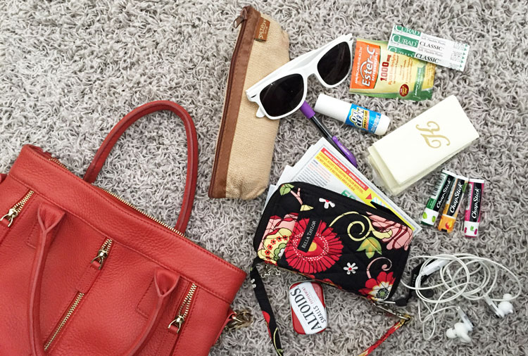 contents-of-my-purse
