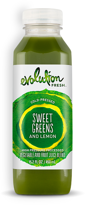 National Green Juice Day {Easy with Evolution Fresh}