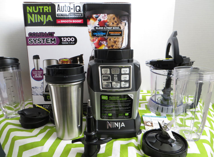 Disclosure I Was Sent A Nutri Ninja Auto Iq With Smooth Boost