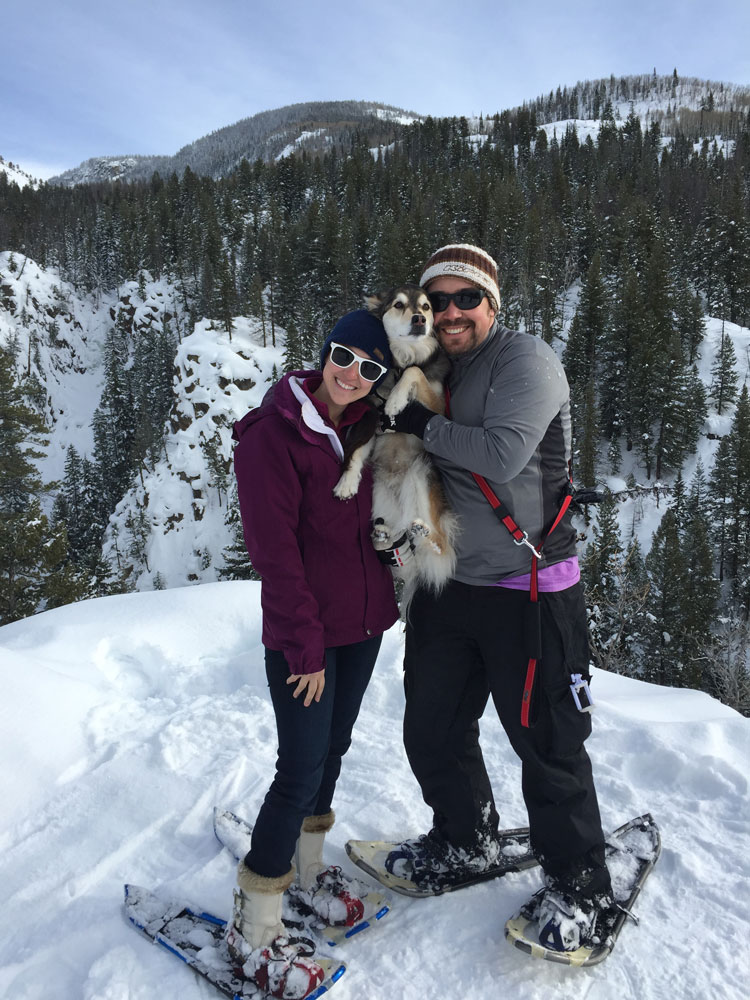 Snowshoeing-Steamboat