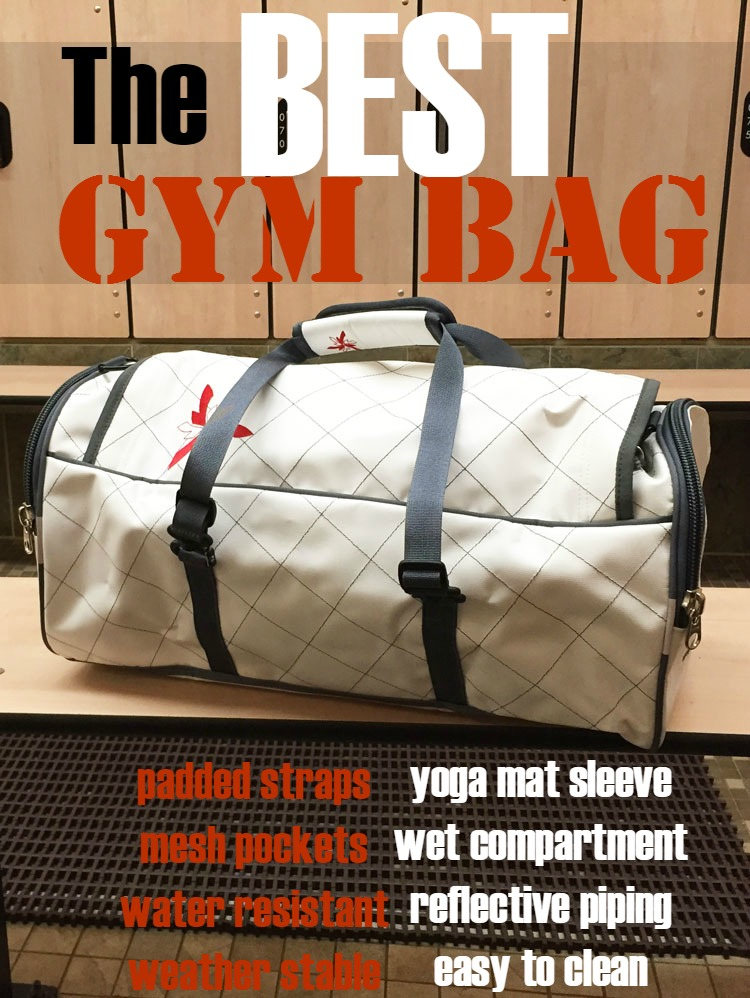7668b7152b Workout Accessories  The Ultimate Gym Bag - With Our Best - Denver ...