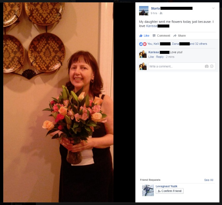 Mom Hallmark Flowers
