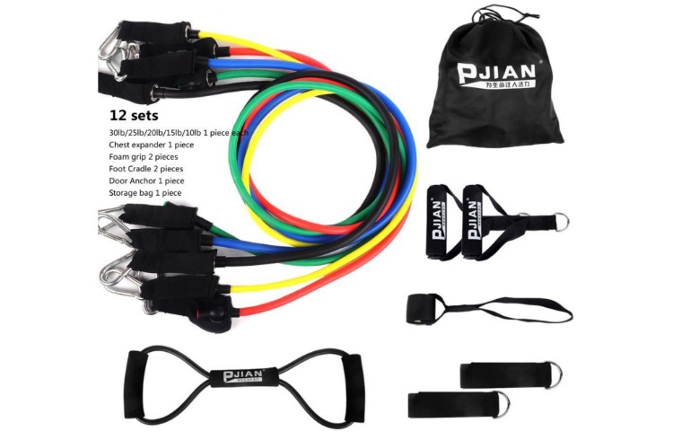 Pinjian Ultimate Resistance Band Set
