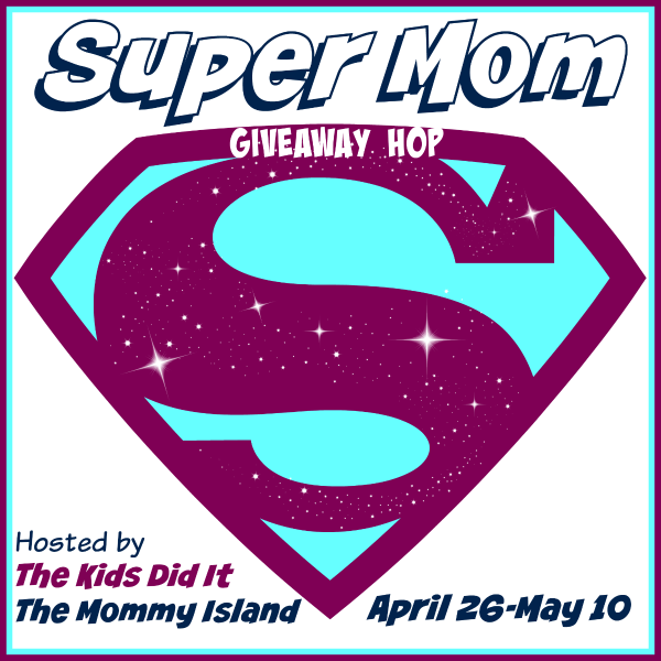 Super Mom Giveaway Hop (Win Bona Hardwood Floor Pack)