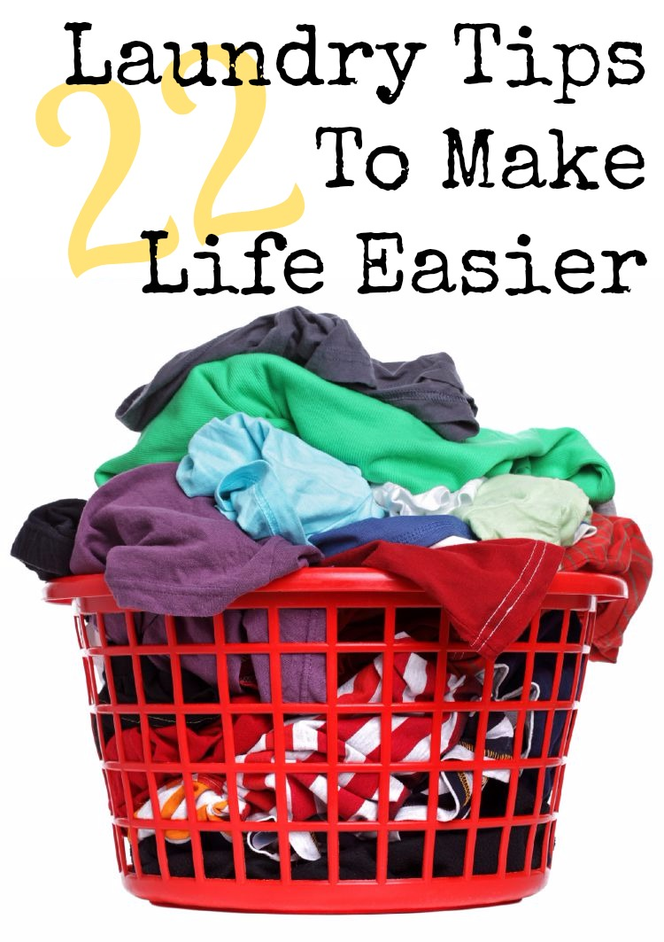 Household hacks 22 laundry tips tricks with our best for Household hacks