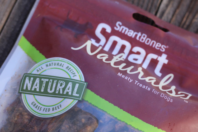 SmartBones Smart Naturals Dog Treats