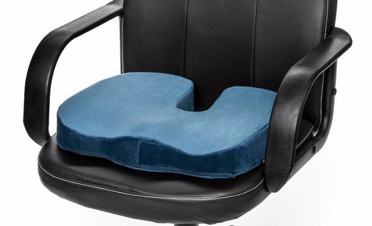 Lovely Workaholic Gift Idea Office Seat Cushion