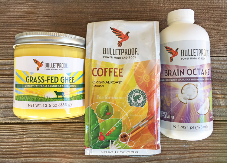 Bulletproof Coffee Provides Energy without the Crash