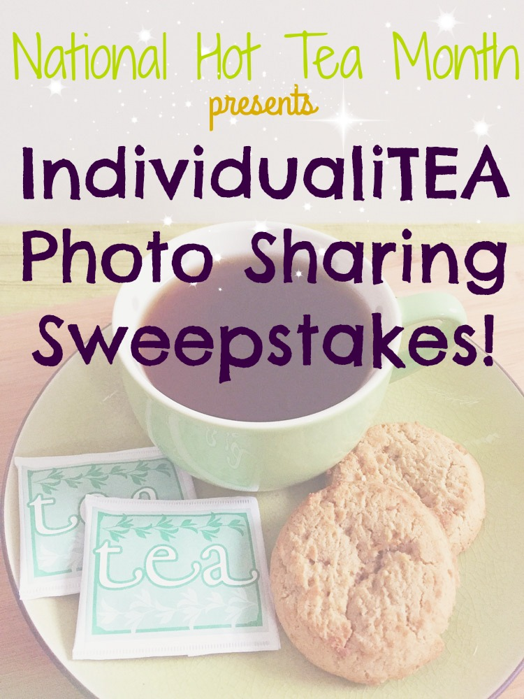 Do You Love Tea? #IndividualiTEA Sweepstakes