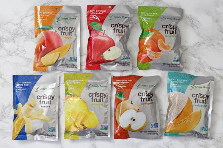 Crispy-Green-Freeze-Dried-Fruit
