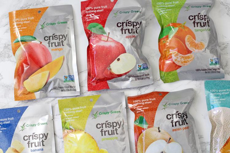 Crispy Green Crispy Fruit + Giveaway
