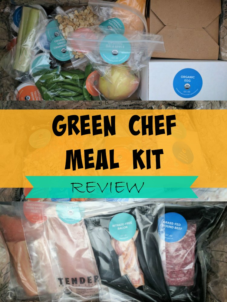 My Green Chef Meal Kit Review