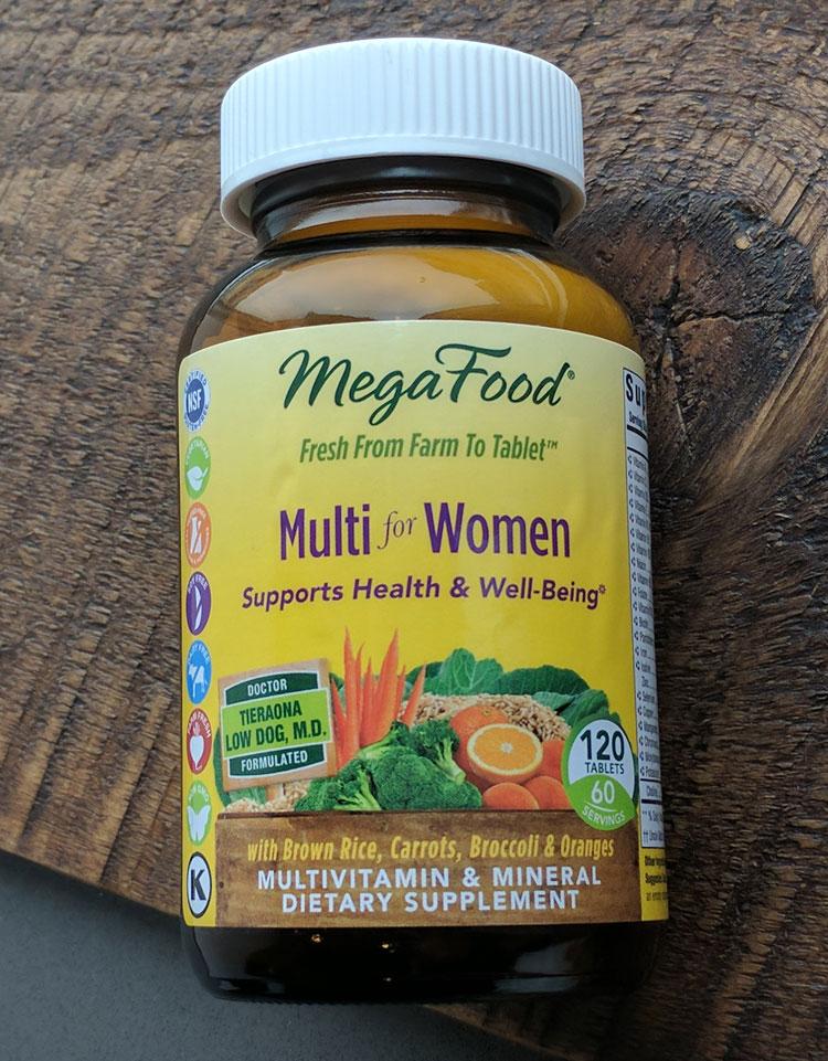 MegaFood-Multi-Women