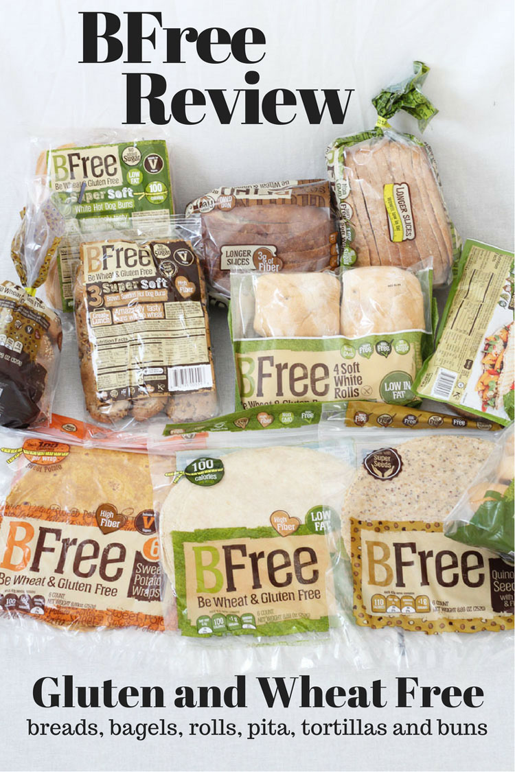 BFree Gluten Free Breads Review