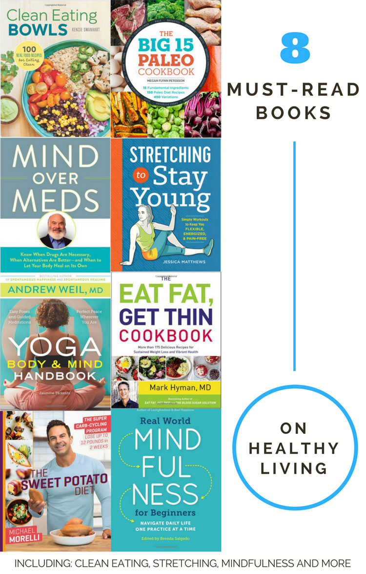 Must-Read Healthy Living Books