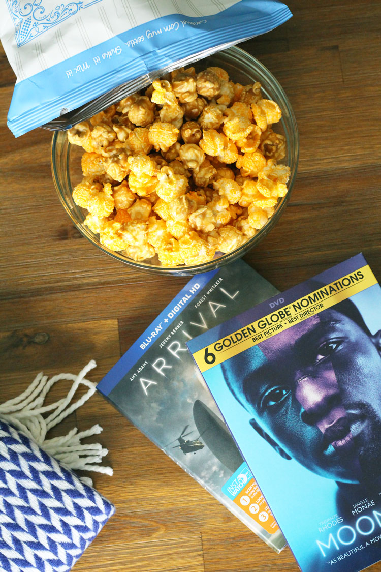 Movie Night with G.H. Cretors Popcorn