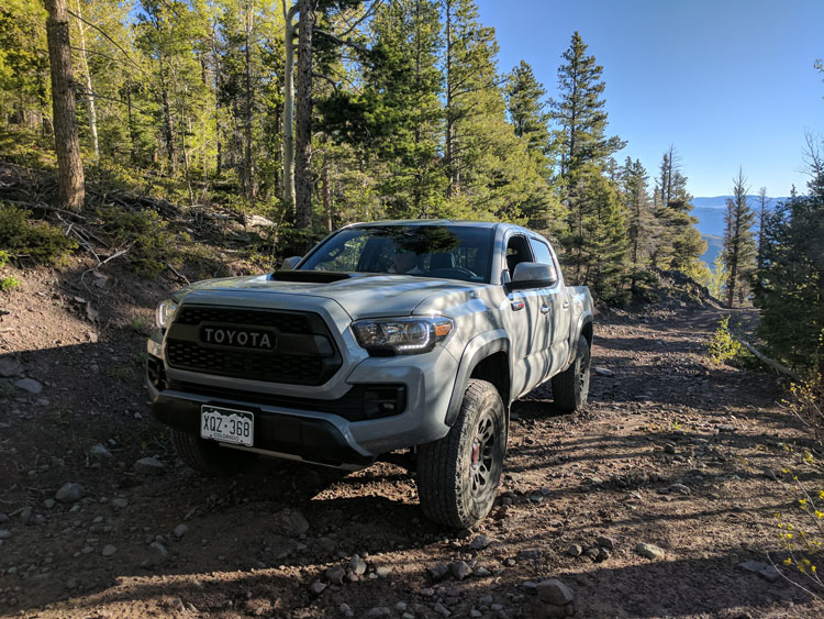 My week with the 2017 Toyota Tacoma TRD Pro