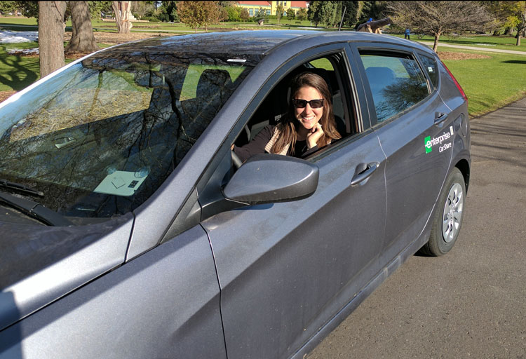 Returning Your Car To Enterprise