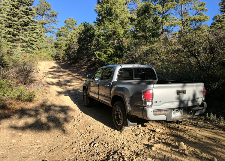 My week with the 2017 Toyota Tacoma TRD Pro - Boulder, CO