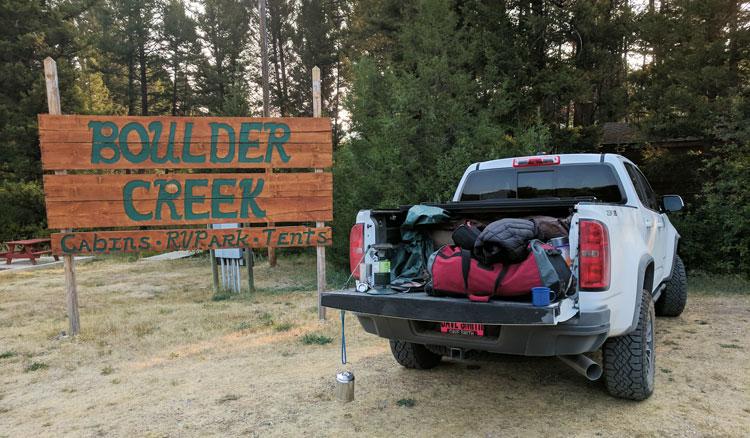 Camping Montana Glacier and Wyoming Tetons #WhereDoYouprAna.
