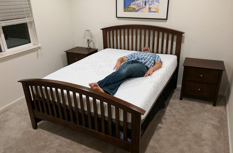 unveils sleepiphany adjustable boxed bed mattress verlo