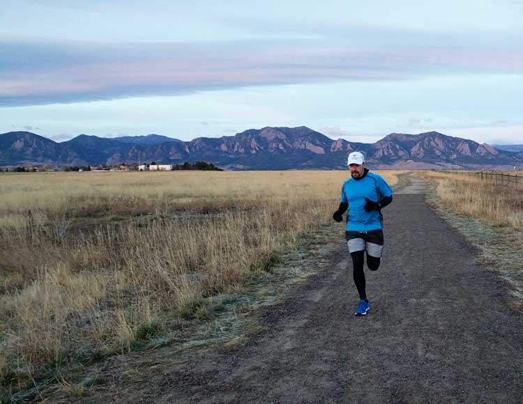 My First Marathon and Mizuno Running