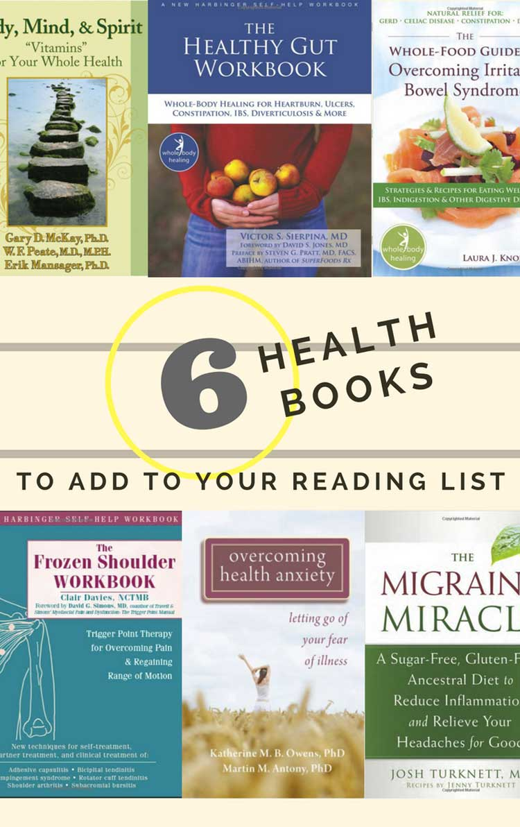 Medical Health Issues – Books to Add to Your Reading List