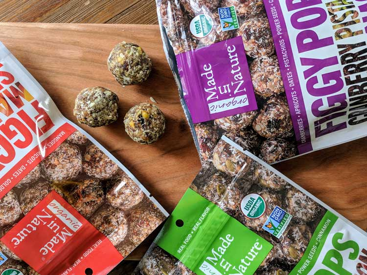 Need a delicious and healthy snack in your life?