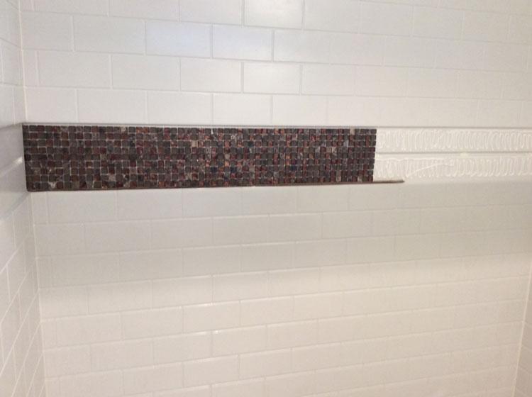 Bathroom Renovation Delta Upstile Shower Install My Dad