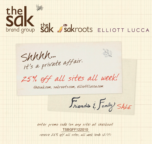 Sak-brand-family-and-friends-discount
