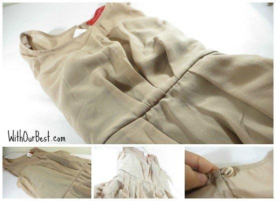 Dress Sheer mini skirt AKIRA