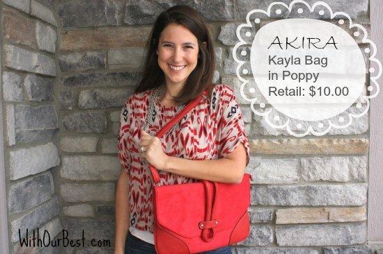 Kayla Bag from ShopAKIRA Chicago