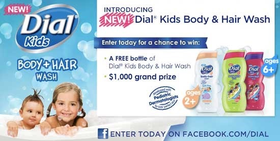 dial-kids-body-wash-sweepst