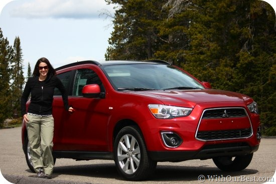 Mitsubishi Outlander Sport Review {Test Drive} - With Our ...