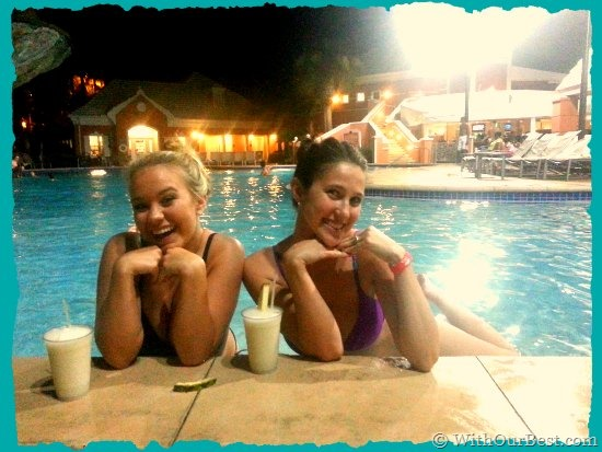 Hilton Grand Vacations Pool