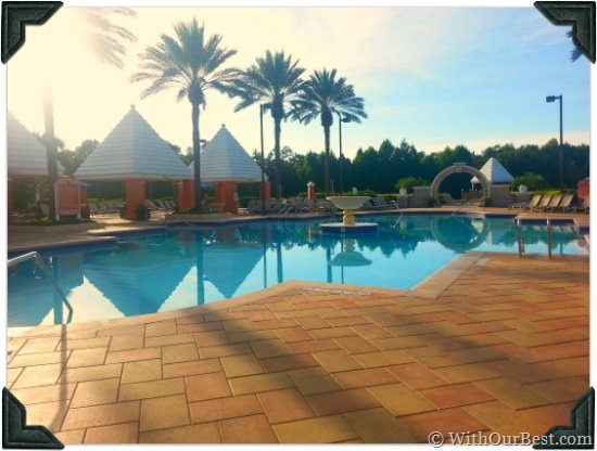 hilton grand vacations seaworld review